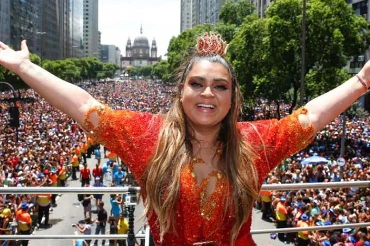 Blocos de Carnaval do Rio neste fim de semana - Bloco da Preta (Divulgação)