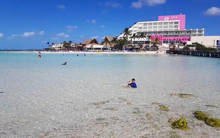 Onde ficar em Isla Mujeres, México (Foto: Esse Mundo É Nosso)