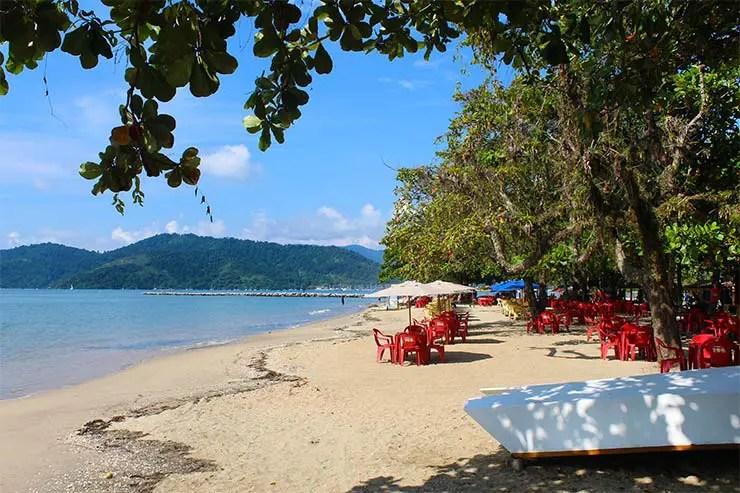 Praia do Pontal (Foto: Esse Mundo é Nosso)