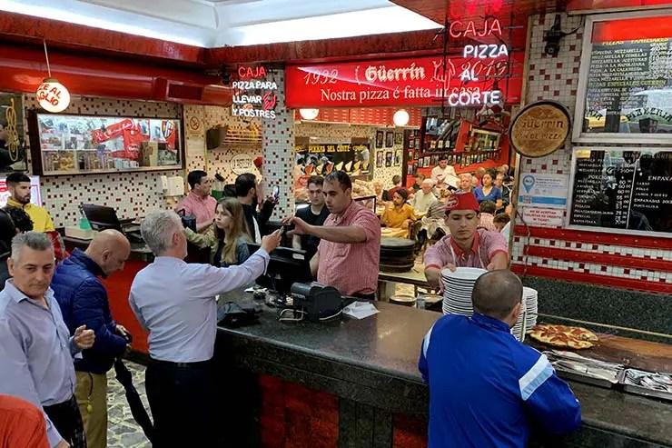 Pizzeria Güerrin (Foto: Esse Mundo É Nosso)