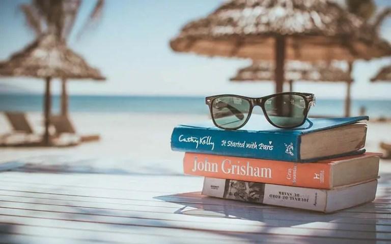 Dicas de livros sobre viagem