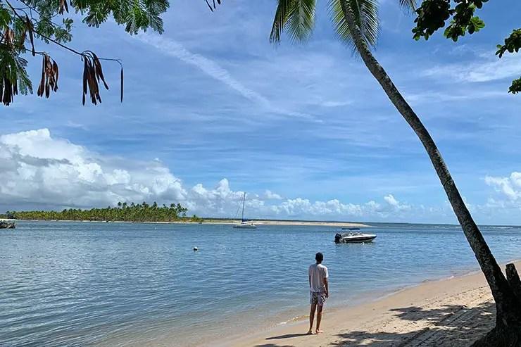 Praias de Boipeba, na Bahia: Boca da Barra (Foto: Esse Mundo é Nosso)