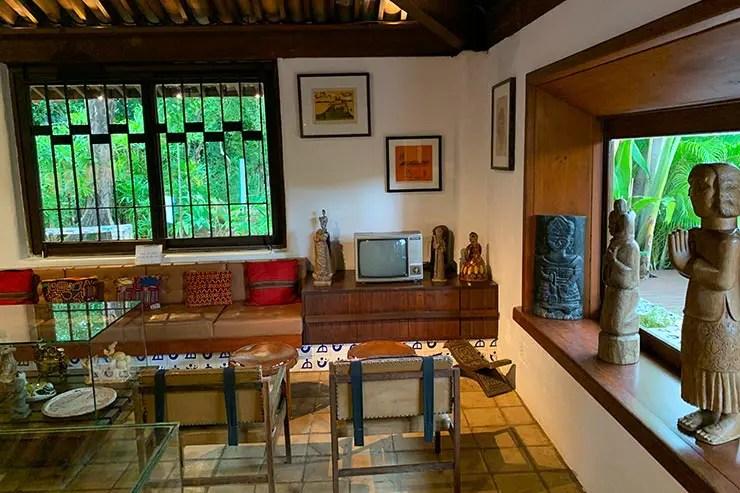 Motivos para viajar para Salvador: Casa do Rio Vermelho (Foto: Esse Mundo é Nosso)