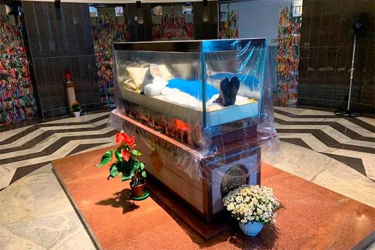 Motivos para viajar para Salvador: Santuário da Irmã Dulce (Foto: Esse Mundo é Nosso)