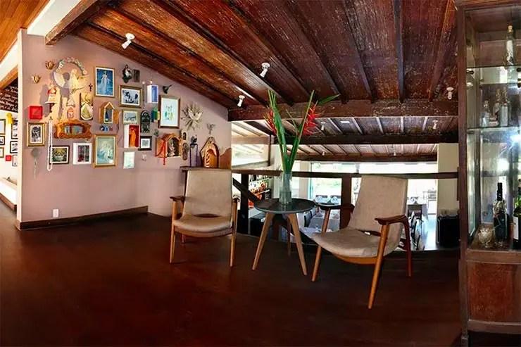 Casa Di Vina (Foto: Reprodução/Site do hotel Mar Brasil)