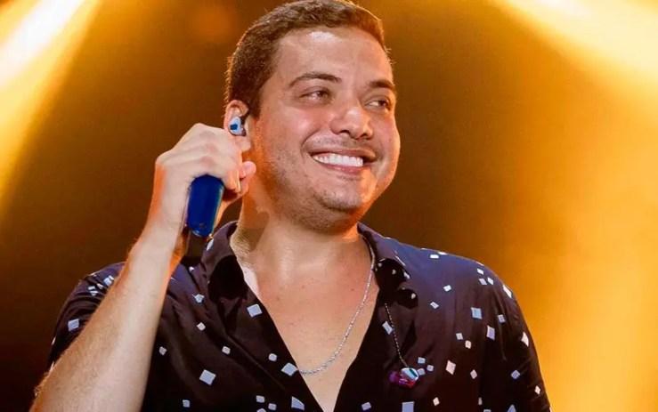 Assista agora ao vivo à live de Wesley Safadão (Foto: Reprodução/Instagram)