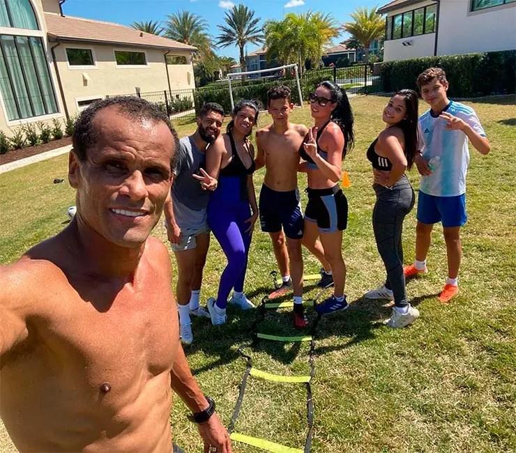 Rivaldo (Foto: Reprodução/Instagram Rivaldo)
