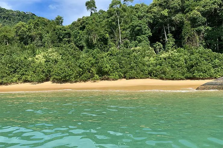 Praia Vermelha (Foto: Esse Mundo É Nosso)
