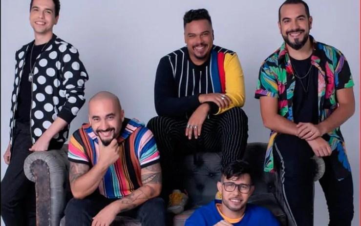 Live do Sorriso Maroto: Assista agora ao vivo (Foto: Reprodução/Instagram Sorriso Maroto)