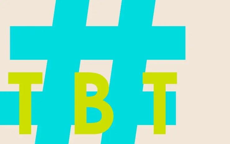 O que significa TBT? (Foto: Esse Mundo é Nosso)
