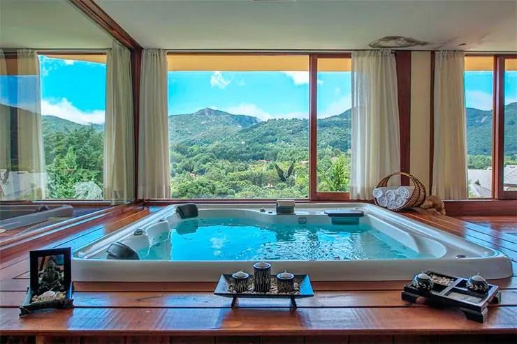 Hotéis e pousadas em Monte Verde: Mirante da Colyna (Foto: Reprodução/Booking)