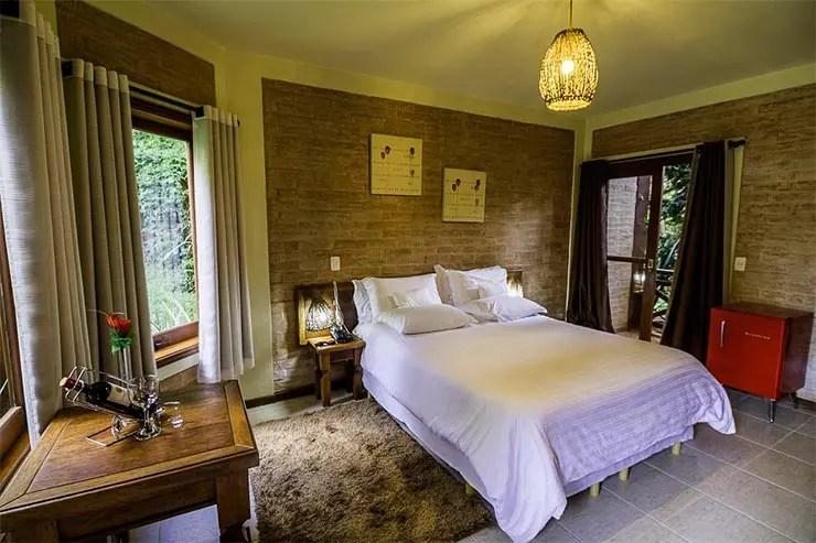 Hotéis e Pousadas em Monte Verde: Vilage de Minas (Foto: Reprodução/Booking)