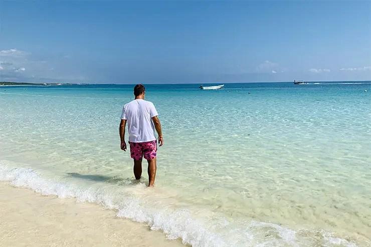 Playa Paraiso em Tulum (Foto: Esse Mundo É Nosso)