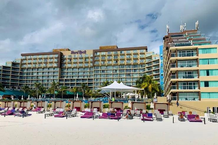 Hard Rock em Cancún (Foto: Esse Mundo é Nosso)