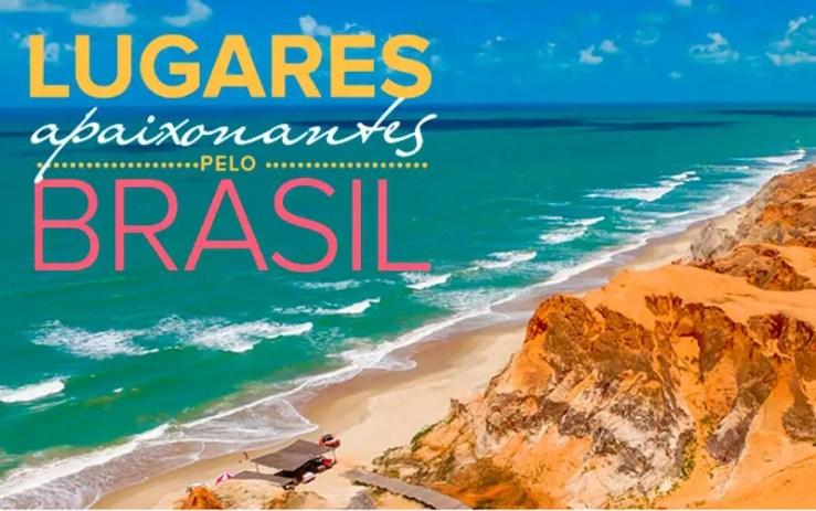 Guia Lugares Apaixonantes pelo Brasil (Foto: Divulgação)