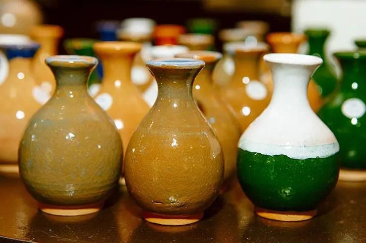 Cerâmica em Cunha (Foto: Secretaria de Turismo de SP/Ken Chu - Expressão Studio)