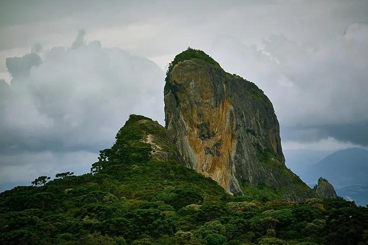 Pedra do Baú em São Bento do Sapucaí (Foto: Secretaria de Turismo de SP/Aniello de Vita - Expressão Studio)