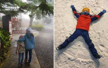 Gramado com crianças (Foto: Esse Mundo É Nosso)