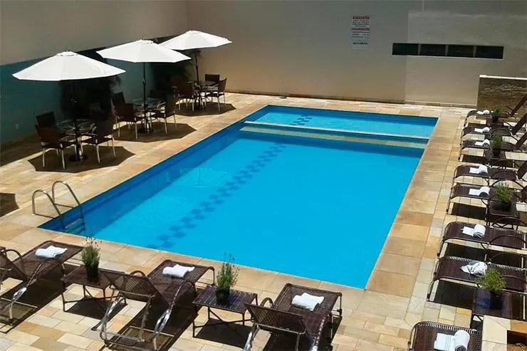 Serra Negra Palace Hotel (Foto: Reprodução/Booking)