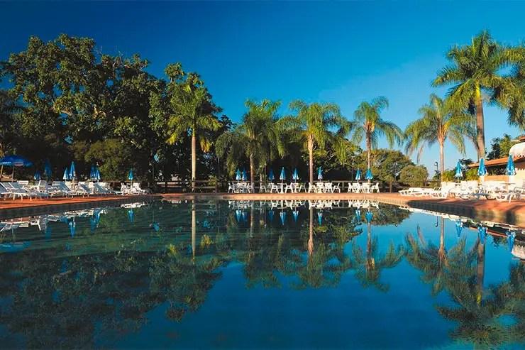 Hotéis Fazenda em SP: Área externa do Hotel Fazenda São João (Foto: Reprodução/Booking)
