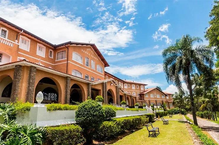 Grand Resort Serra Negra (Foto: Reprodução/Booking)
