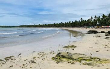 Praia da Cueira em Boipeba (Foto: Esse Mundo É Nosso)
