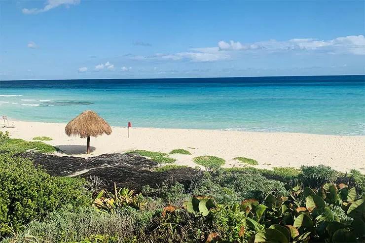 Playa San Martín em Cazumel