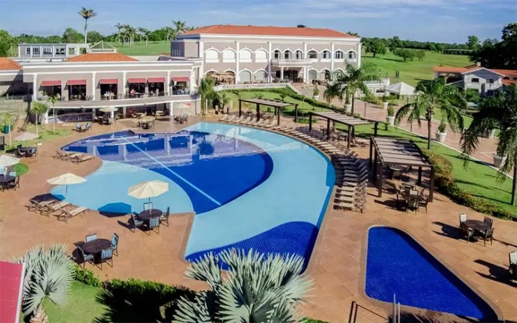 Resorts em Foz do Iguaçu:  Wish Resort Golf & Convention