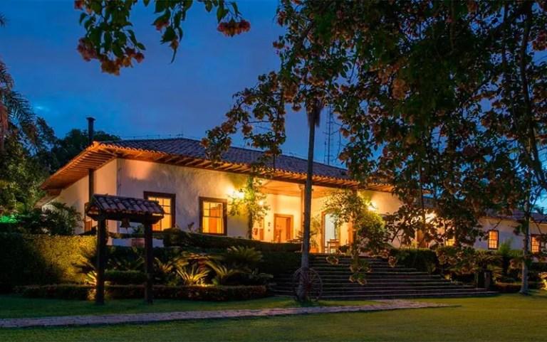 Hotéis e pousadas em Itu: Fazenda Capoava (Foto: Divulgação)