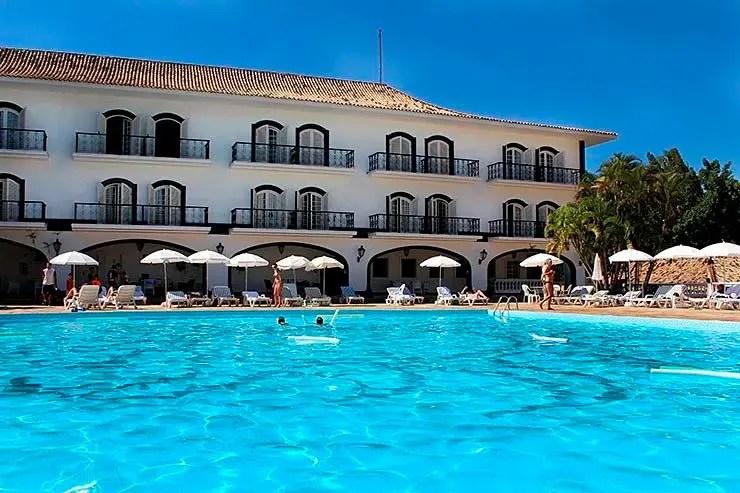 Hotéis e pousadas em Itu: San Raphael (Foto: Esse Mundo é Nosso)