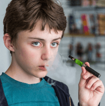 vaping kids