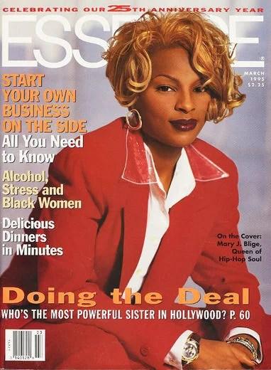 12 Times Mary J Blige Covered ESSENCE Magazine Essence