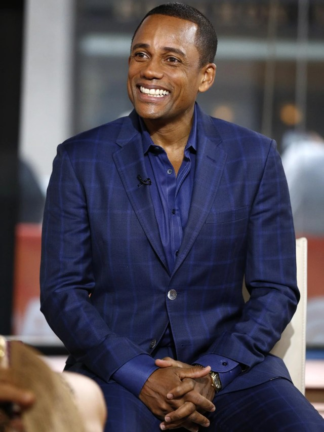 Exclusive Hill Harper On His New Book