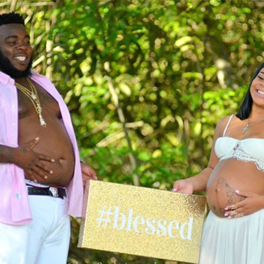 This Couples Maternity Shoot Will Have You Feeling All