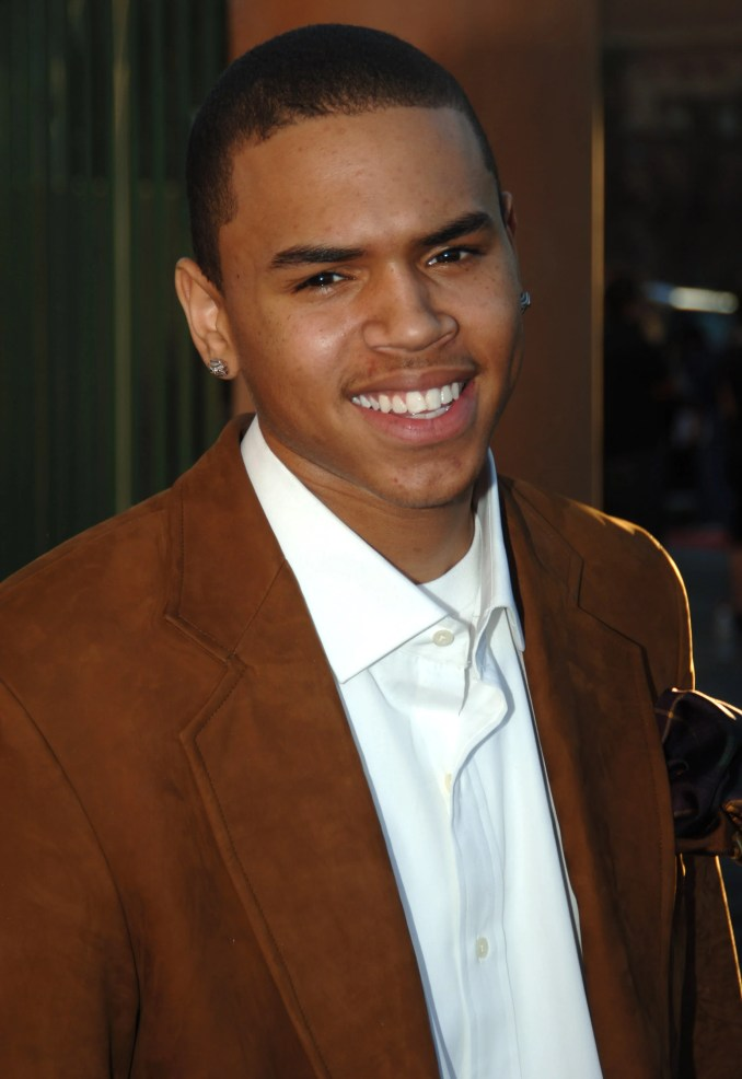 chris brown's hairstyles through the years - essence