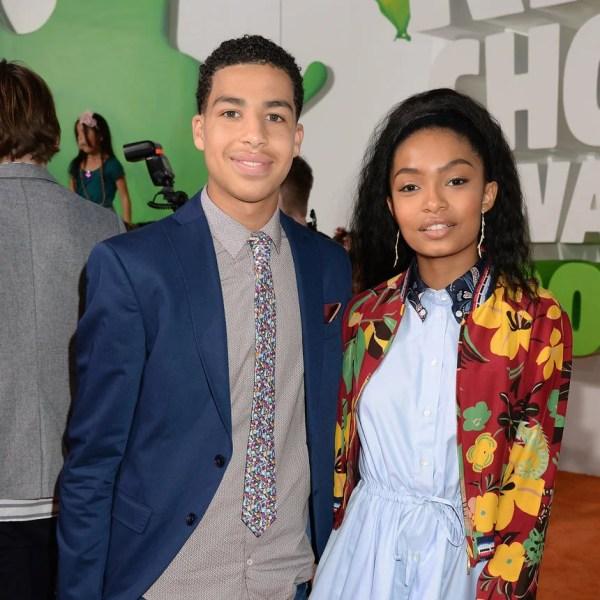 Black-ish Stars Yara Shahidi And Marcus Scribner Raise Climate Change Awareness In Election