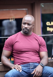 Unbelievably Sexy Of Luke Cage Star Mike Colter