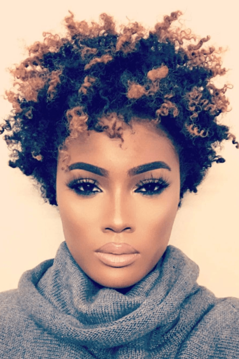 Hairstyle Ideas For Short Natural Hair  Essence