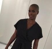 sidra smith's journey bald