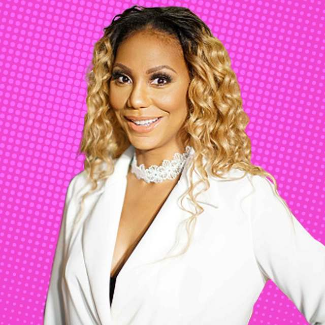 tamar braxton just shaved off all of her hair and is