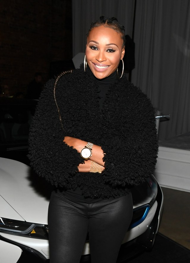 cynthia bailey looks gorgeous in new braided hairstyle - essence