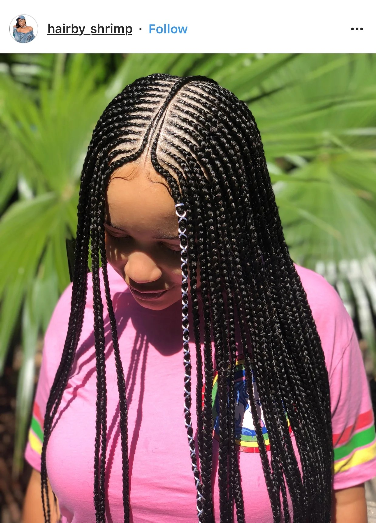 Protective Styles 101 Must See FeedIn Braids  Essence