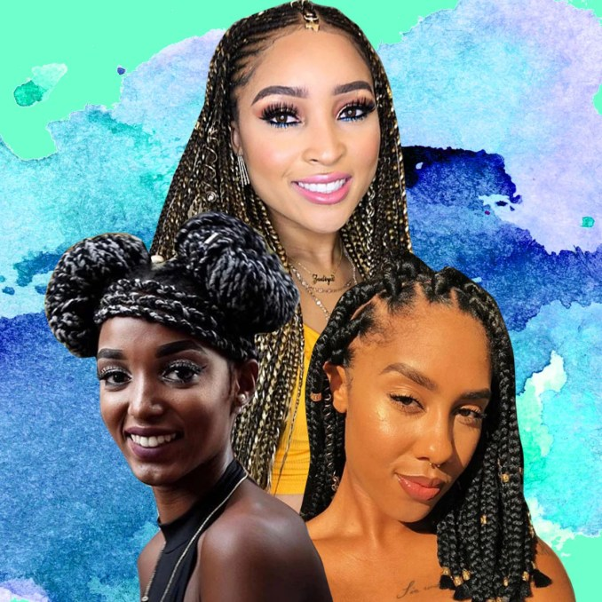 17 protective styles we're loving in 2018 so far - essence
