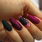 super spooky nails