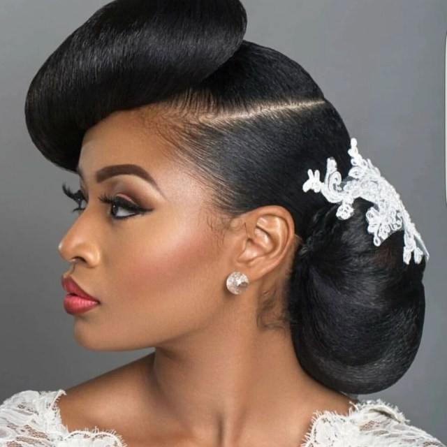 13 natural hairstyles for your wedding day slay - essence