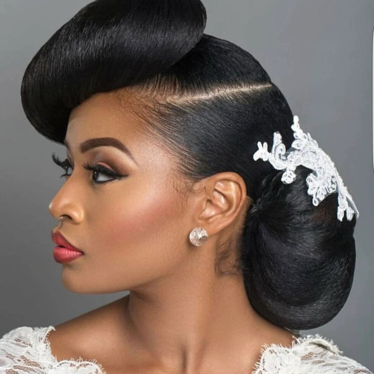 13 Natural Hairstyles For Your Wedding Day Slay Essence