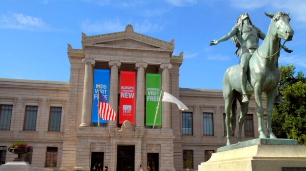 Boston' Museum Of Fine Arts Accused Racially Profiling