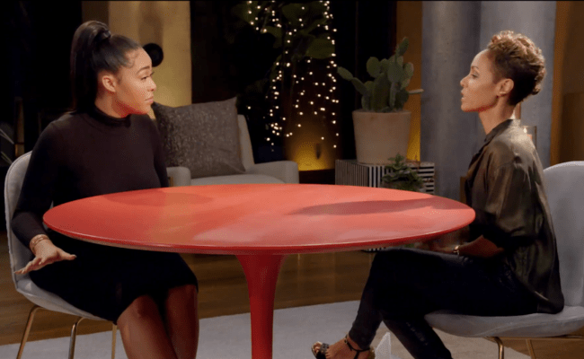 Jada Pinkett Smith Initially Didn T Want Jordyn Woods On
