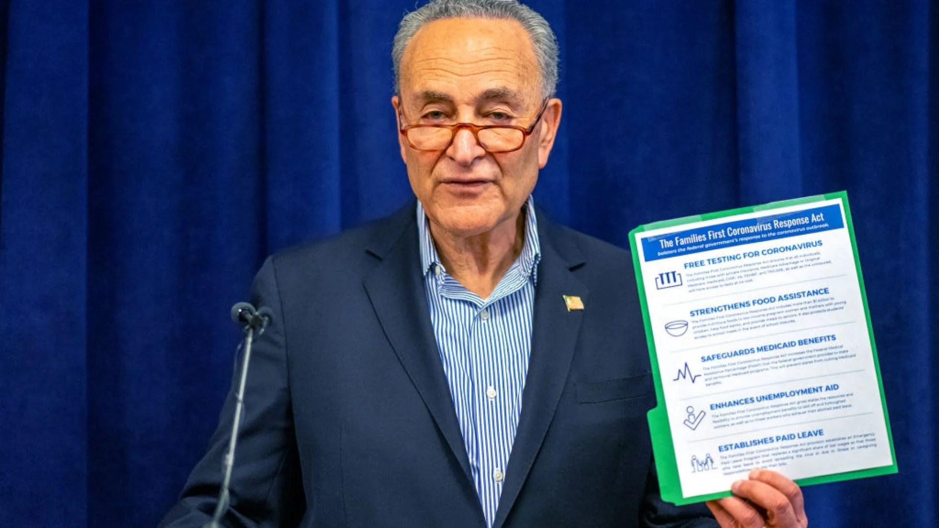COVID-19 Pandemic: Senate Passes Emergency Aid Relief Bill