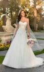 Stella York Lace Wedding Dress